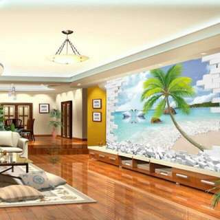 3D wallpaper Promo Imlek