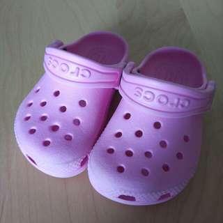 Crocs Baby Girl
