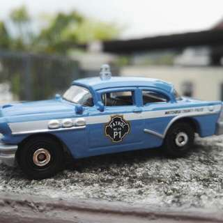 Matchbox County Police