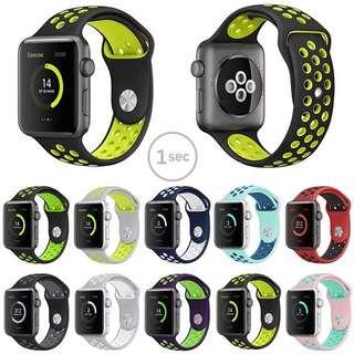 新年抵!Apple watch 運動錶帶1-2-3代