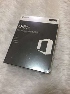 Microsoft Office (Home&Student 2016)