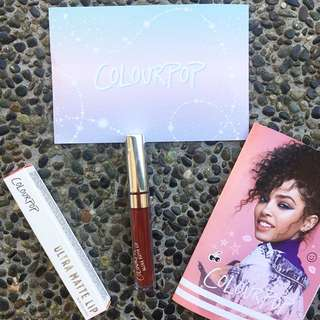 Colourpop: LAX Ultra Matte