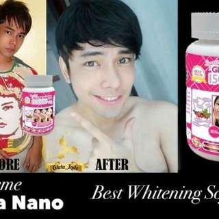 SLIMMING AND WHITENING SOFTGEL
