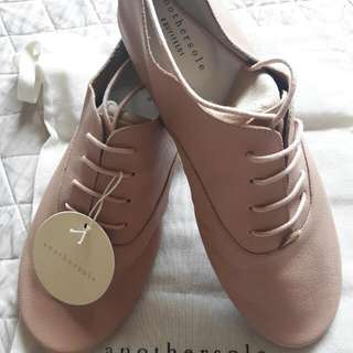 Anothersole Shoes, Nude
