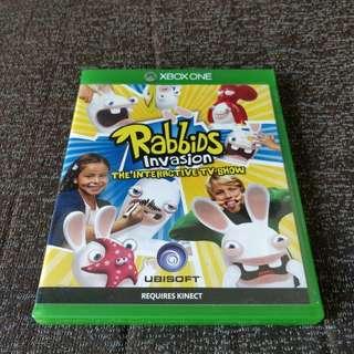 Xbox One - Rabbids Invasion