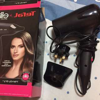 BNIP ! Tefal elite hair dyer