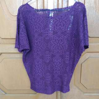 NEW Soft Lace Outer