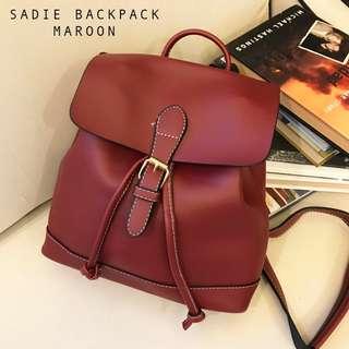 Saddie Backpack