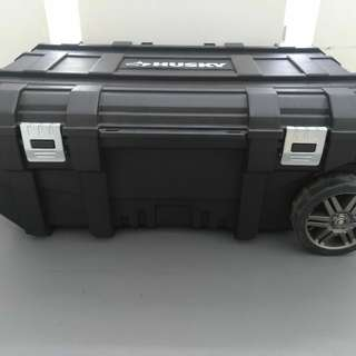 Husky heavy duty Multi purpose storage Case