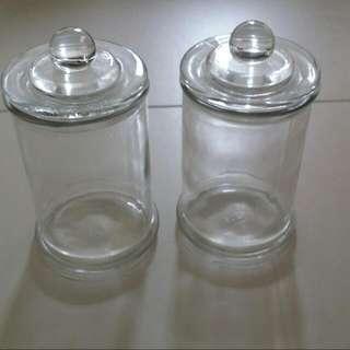 Terrarium Glass Bottle