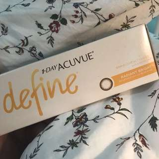 Acuvue Radiant Bright