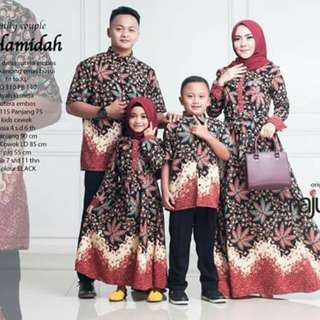 Batik Set for Family (PO)