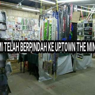 Kedai Stiker uptown the mines 2