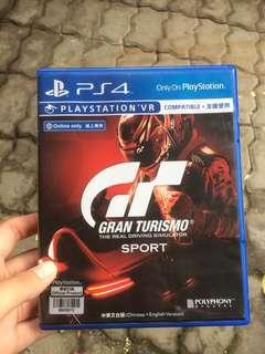 Gran Turismo Sport Kaset PS4