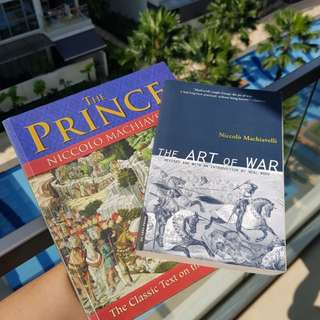 The art of war and prince