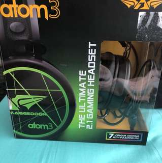 Atom3 Gaming Headset