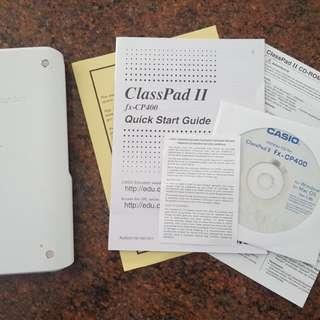 Casio Classpad Colour Graphing Calculator fx-CP400