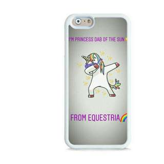 I'am Princess iPhone 6-6s TPU Hybrid White Soft Rubber Case