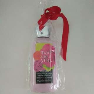 *BRAND NEW* Bath and Body Works Mad About You Shea & Vitamin Body Lotion 236ml