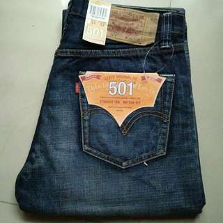 Levi Strauss 501 Import made in Philippines