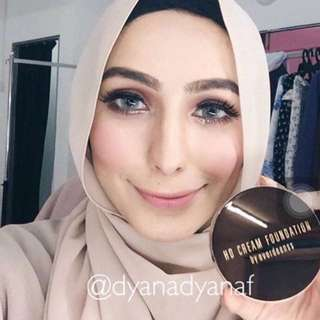 Instocks! Hd cream foundation by Everdeenss