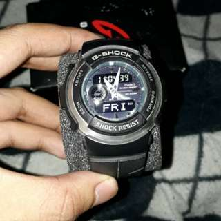 Authentic G-Shock G-300