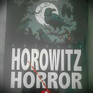 Horowitz Horror 1 by Anthony Horowitz