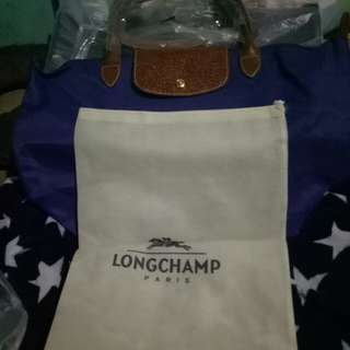RUSH SALE!!! Authentic Longchamp le pliage long handle