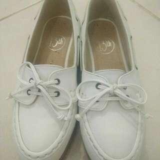 Shoes White Merk 13th