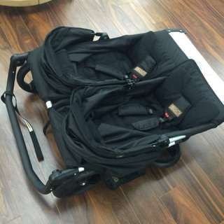mountain buggy duet stroller. Normal price is RM 3,600 selling at low price with excellent condition. negotiation.Serious buyers only