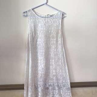 Tree of Life lace dress