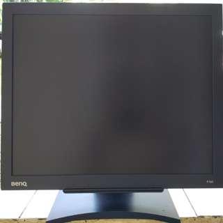"Dijual Monitor Benq 17"""