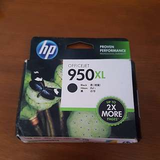 HP OfficeJet 950 XL Ink Cartridge (Black)