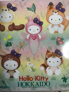 1976 VINTAGE HELLO KITTY LETTER SET