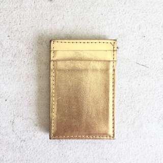 Gold Magic Wallet