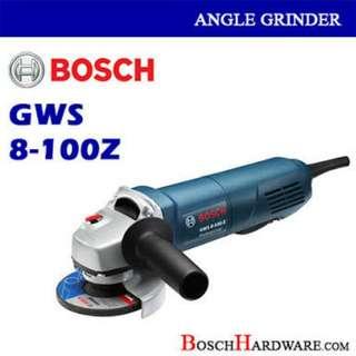 BOSCH gws 8-100z