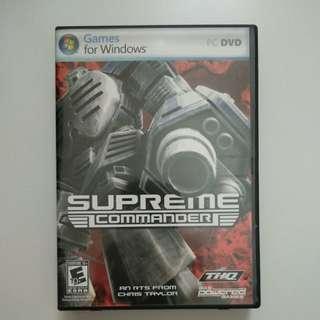 Supreme Commander PC game