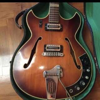 Hofner Vintage Guitar