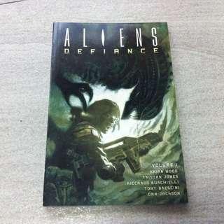 Aliens Defiance Tpb