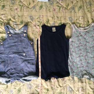 Preloved H&M clothes