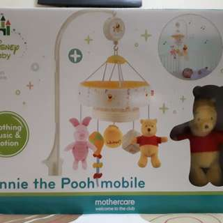 Mothercare Winnie the Pooh Crib Mobile