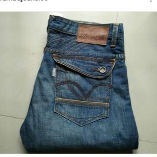 Jeans Levis Silver Tab Original made in Indonesia