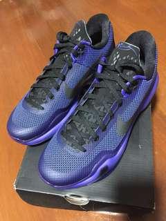 Bnew Nike Kobe X size 10