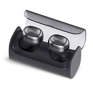 QCY Q29 Pro In-Ear Wireless Bluetooth Earphones (Dark Gray)