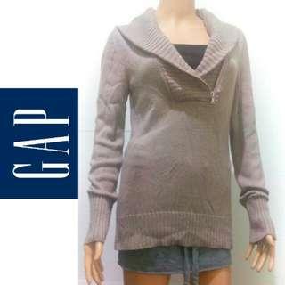 Half-zip Collar Sweater