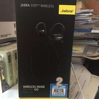 Jabra wireless earphone ( sports)