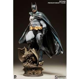 Sideshow Collectibles - Classic Batman Exclusive 1/4 Scale Premium Format Statue