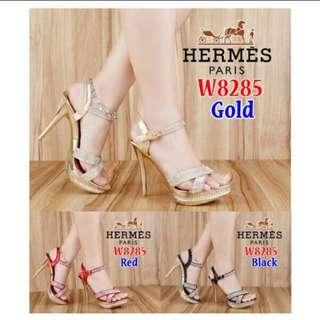 Heels by Hermes