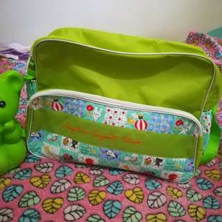 Baby Essential Bag Apple Green