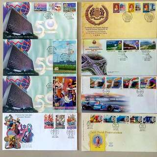 First Day Cover Year 1999